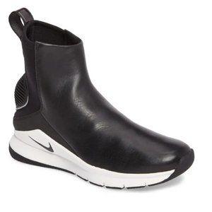 NIKE Rivah High Premium Waterproof Sneaker Boot